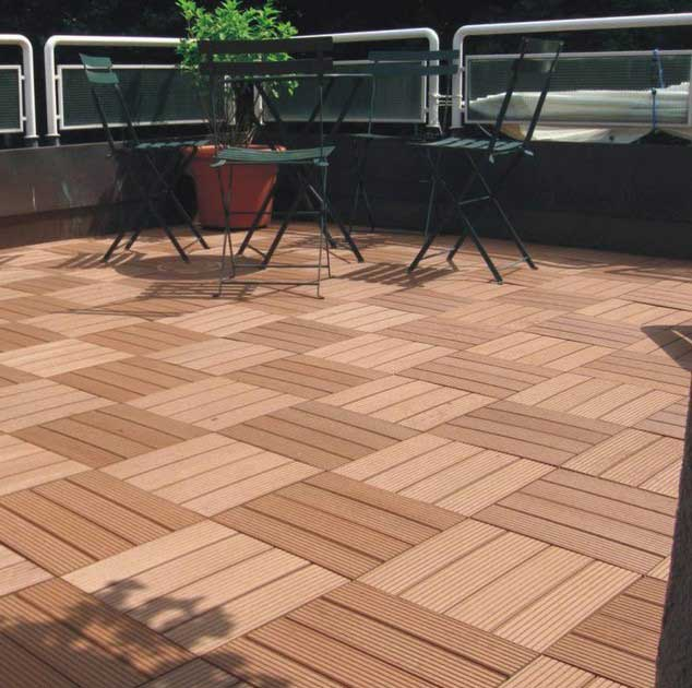 Composite Deck Tiles Ezclip Composite Patio Tiles Deck Tiles Ezclip