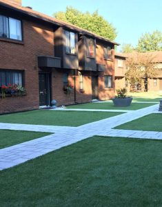 Great-lawn-fiber-shape-artificial-grass-landscaping-outdoor4