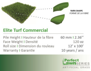 elite cool turf commercial