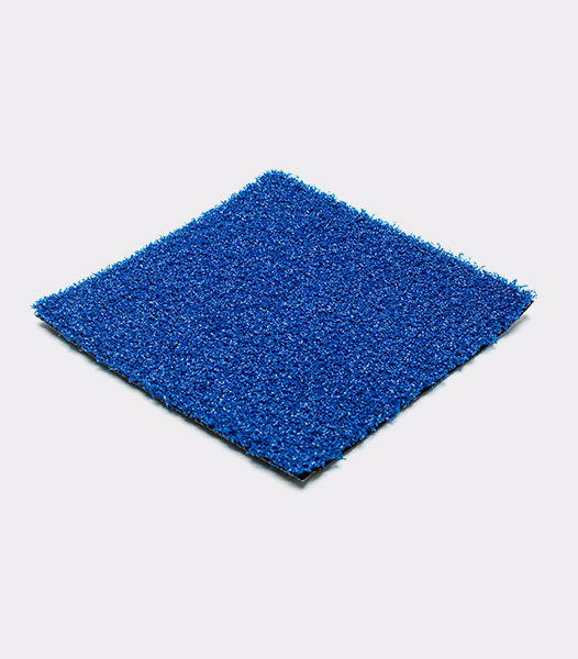 blue synthetic turf polyblue-grass-colored-color-turf-short-fiber-gym-event