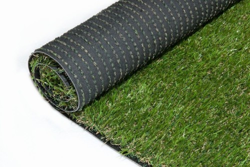 small artificial grass piece