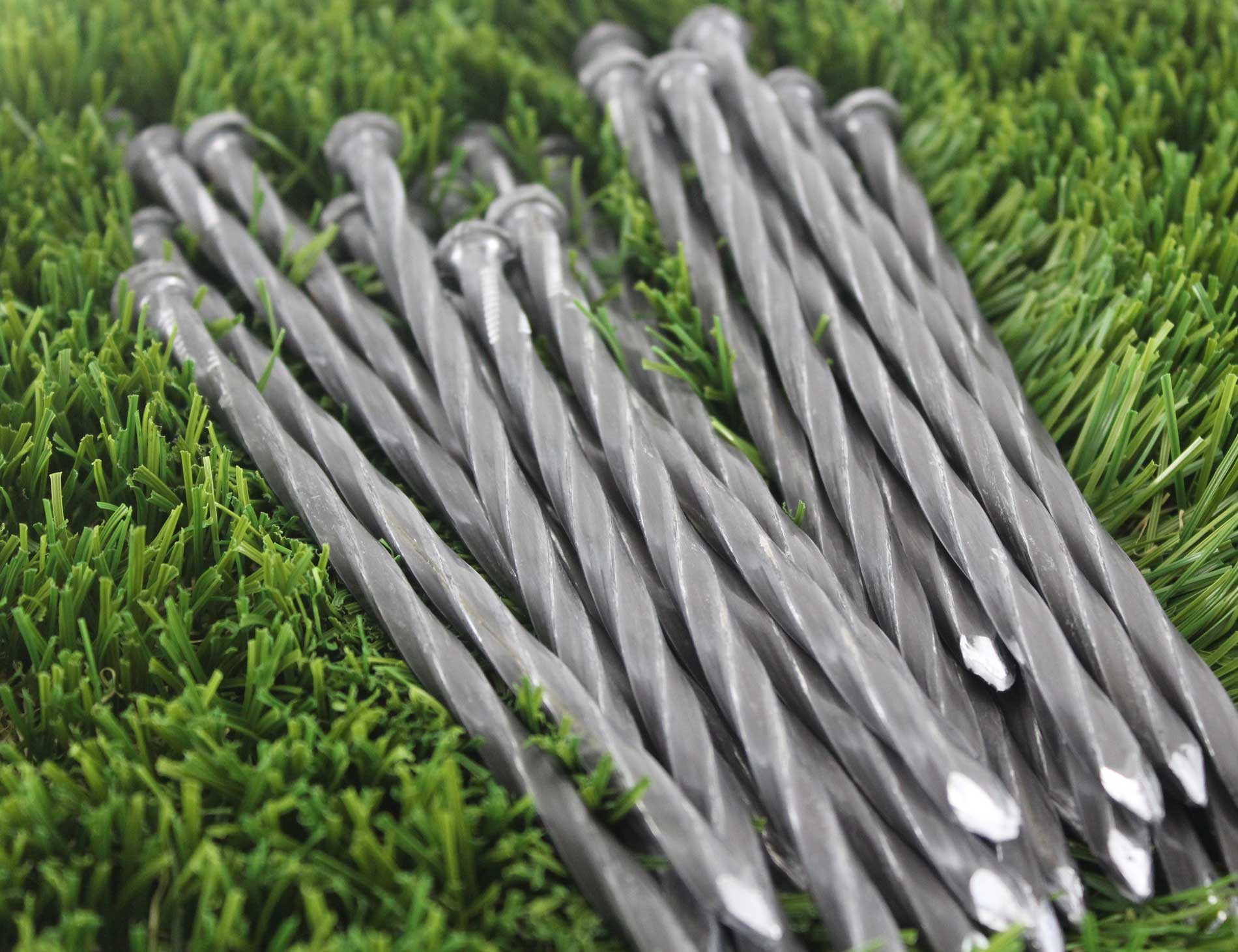Nails Artificial Grass Sgc Synthetic Grass Amp Composite