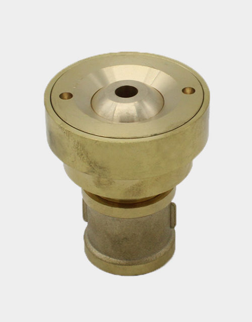 brass water nozzle one-jet-garden-sprinkler artificial grass accessory