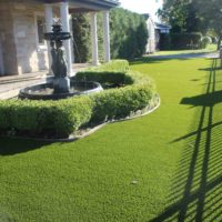 -+-synthetic-+-grass-+-front-+-yard-