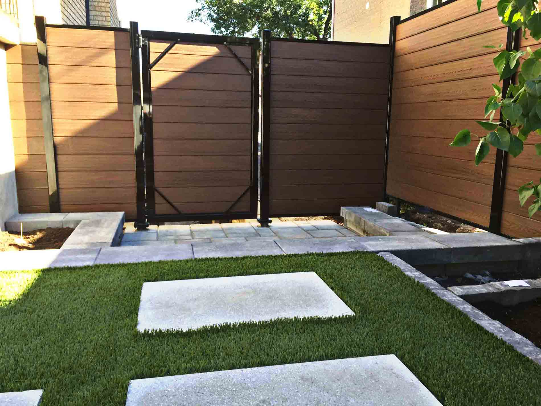 Fiberglass Fencing Products : Why composite fencing sgc