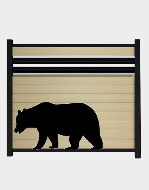 bear-decal-Ezfence-fence