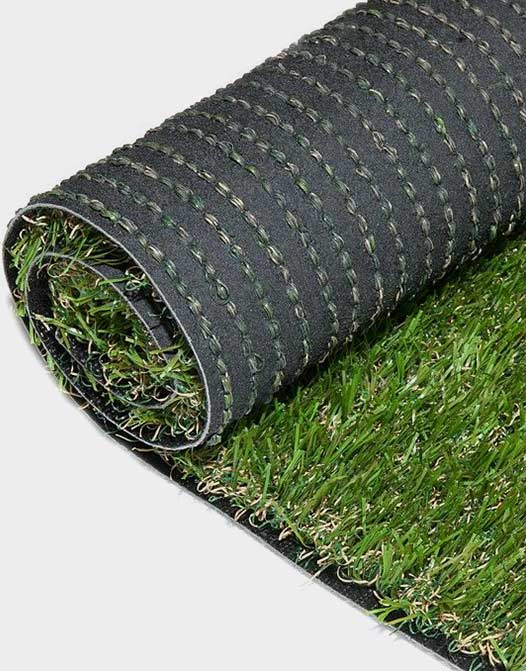 small artificial grass piece ezlawn precut roll