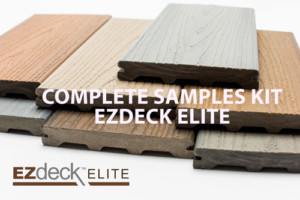 composite+decking+ezdeck+elite