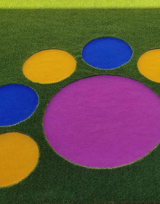poly-yellow-grass-colored-color-turf-short-fiber-gym-event-office1