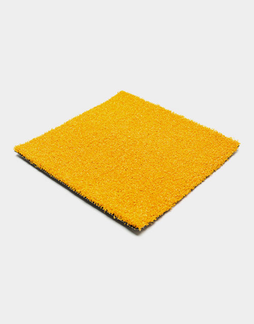 colored turf Yellow synthetic Turf poly-yellow-grass-colored-color-turf-short-fiber-gym-event-office3