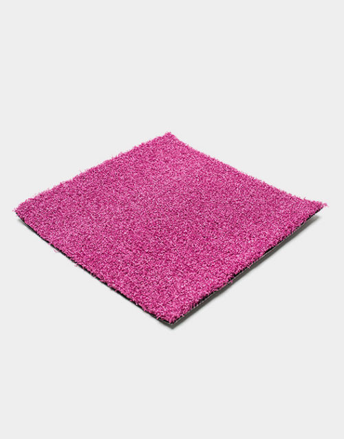 magenta synthetic turf polymagenta-grass-colored-color-turf-short-fiber-gym-event2