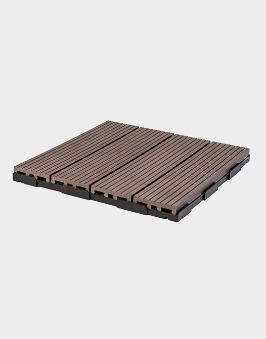 Ezclip-deck-tile-design-dark-coffee-terrasse-patio-outdoor-design-flooring-USA-Canada-backing-composite-plastic-Photo-decoration2
