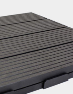 Interlocking tiles flooring deck tiles