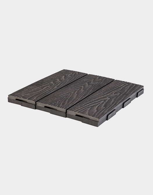Ezclip-deck-tile-natural-black-terrasse-patio-outdoor-design-flooring-USA-Canada-backing-composite-plastic-Photo-decoration1