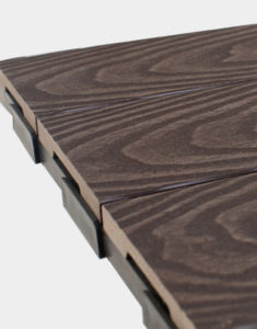 Ezclip-deck-tile-natural-chocolate-terrasse-patio-outdoor-design-flooring-USA-Canada-backing-composite-plastic-Photo-decoration2
