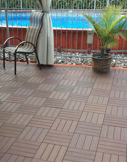 Ezclip-deck-tile-roasted-elite-terrasse-patio-outdoor-design-flooring-USA-Canada-backing-composite-plastic-Photo-decoration3