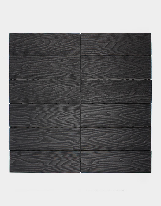 black-composition-strong-wood-plastic-tile-composite-natural-interlocking-paving-compo