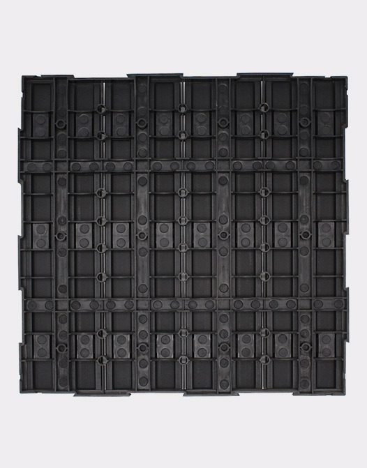 Interlocking tiles charcoal-backing-strong-plastic-tile-composite-design-interlocking