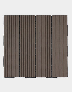 dark-coffee-tile-design-application--top-view-outdoor-space-patio-terrace-removable-solid-composite-plastic-long-lasting-easy-to-install