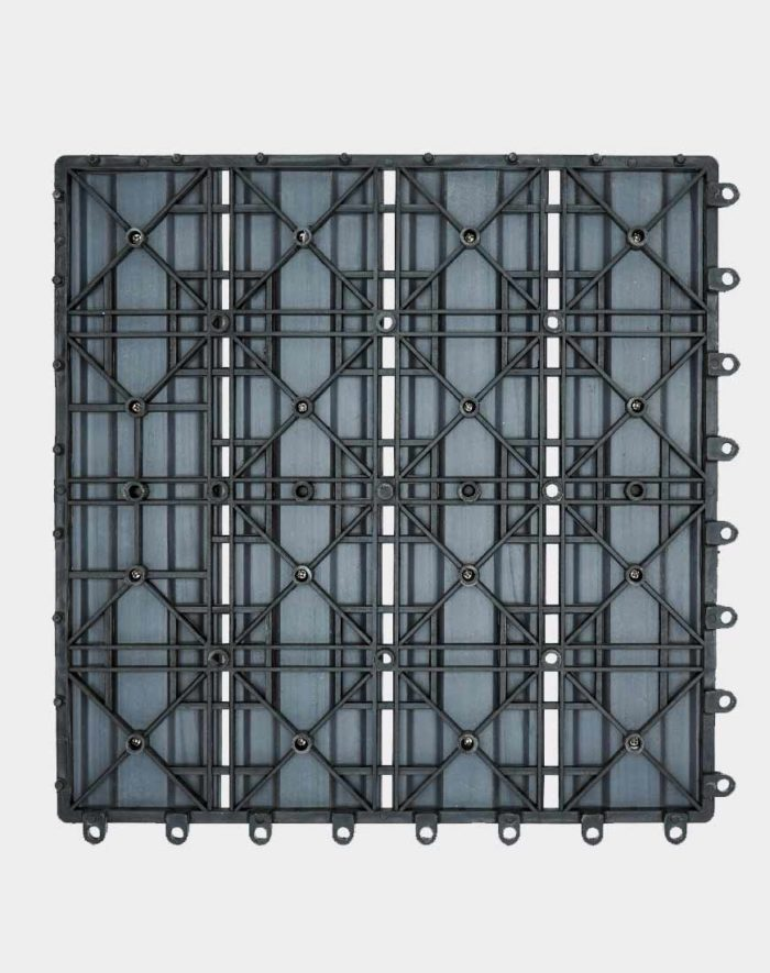 Light-grey-composite-balcony-tiles-square-shape-plastic-backing-available-in-toronto