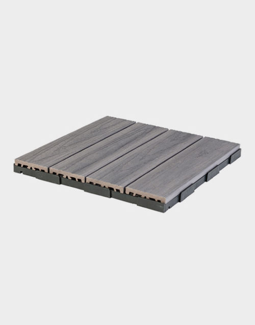 composite decking tile sample elite-moon-grey-tiles-flooring-interlocking-square-tile-porch