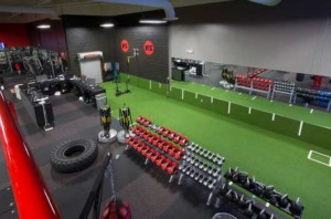 shock pad for gym and cross fit