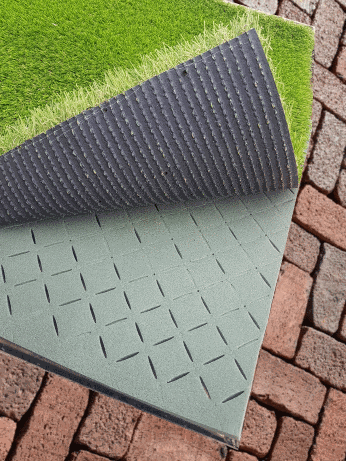 under+pad+artificial+grass