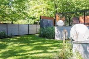 composite fencing inspiration ideas