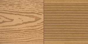 composite decking boards sand color-texture