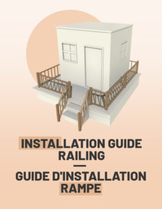 railing installation guide