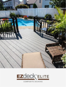 composite decking elite line high end products