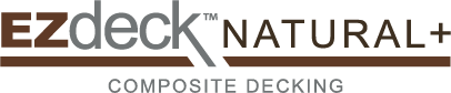 Ezdeck Natural+ logo web