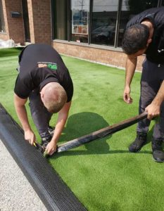 How Much Does Artificial Grass Cost in Canada installation