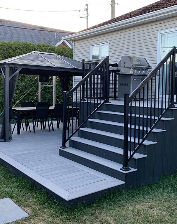 composite decking Ezdeck-Elite-Light-Grey-storage-stairs-decking-steps-wood-composite-wpc-composite-boards-planks-nosing-boards-finishing-fascia-skirting-deck-toronto-mississauga-calgary-new-brunswick-halifax-Nova-scotia-london-hamilton