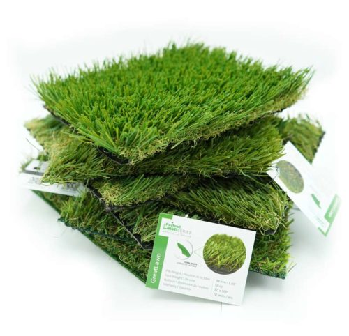 synthetic turf samples
