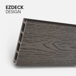 Design ezdeck composite decking low cost cheapest affordable boards