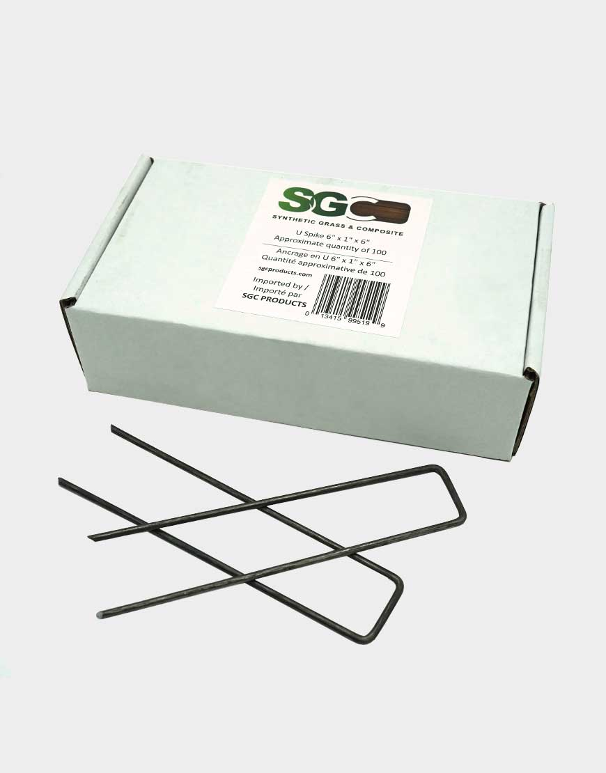 U-Spikes-box-of-100-nails-6-inches-high-installation-of-artificial-grass
