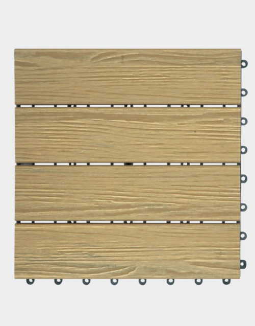 outdoor-tiles-maple-colour-PVC-interlocking-clicking-system-square-tiles-balcony-patio-los-angeles-california-seattle-vancouver