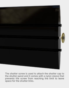 Shutter-screw-with-sleeve-usage